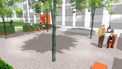 overzicht tuinprojecten Frank Fritschy gardendesign bedrijfstuinen