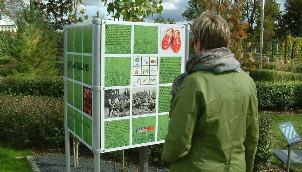 expositie tuinen project klompendans 2