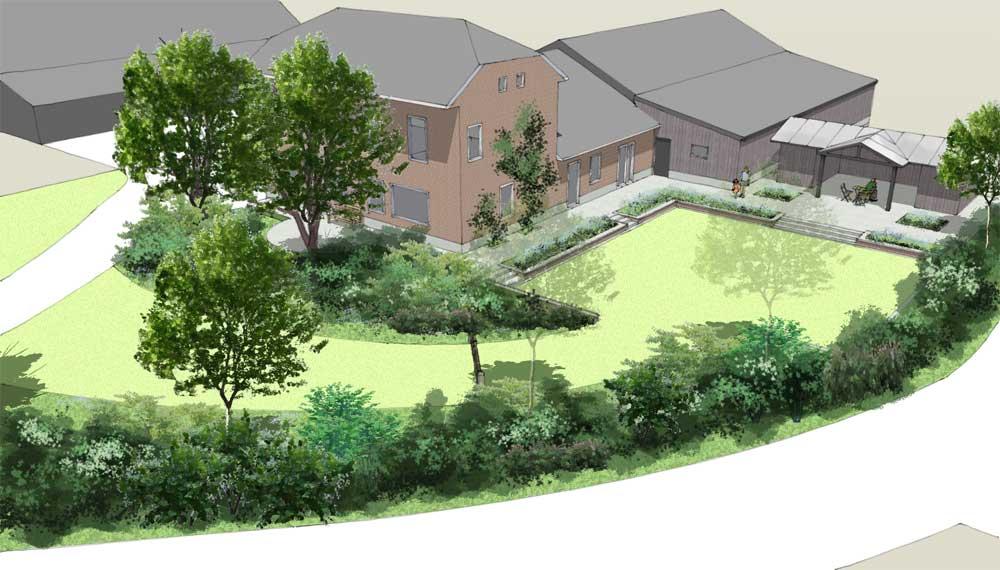retro tuinen project geborgenheid 3