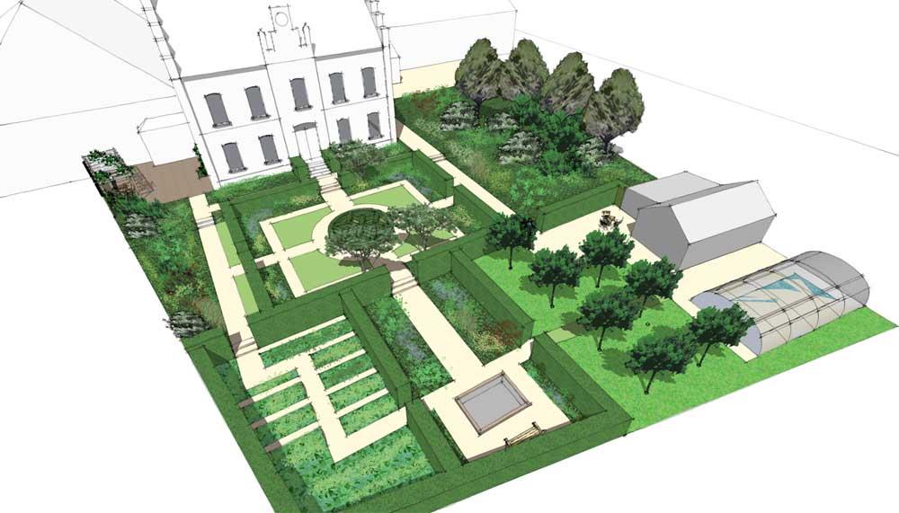 retro tuinen project rozet 3